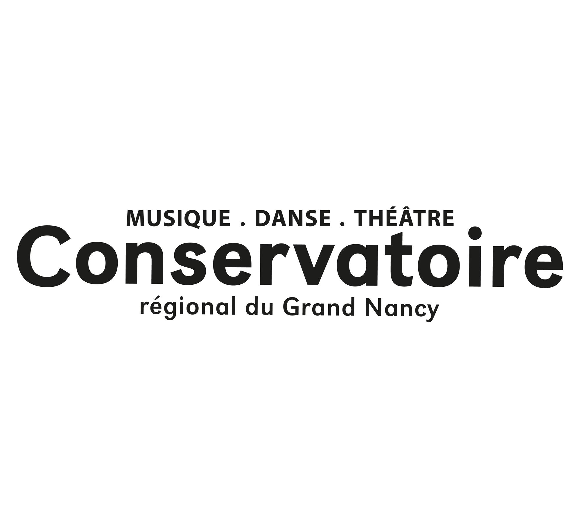 logo Conservatoire Régional du Grand Nancy